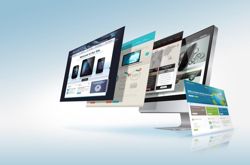 responsive webdesign van websites en webshops